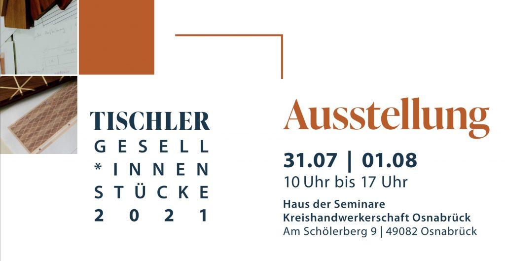 Gesellenstückausstellung 2021